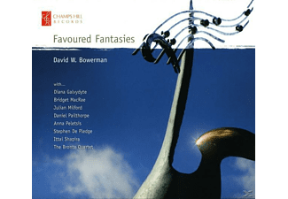 VARIOUS, Pailthorpe, Milford, Galvydyte, Macrae - Favoured Fantasies-Kammermusik - (CD)