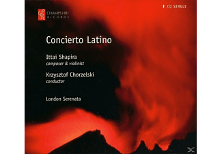 Shapira, Chorzelski, London Serenata - Concierto Latino - (Maxi Single CD)