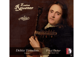 Paul Beier - Delitiae Testudinis Vol.1 - (CD)