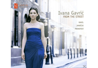 Ivana Gavric - From The Street - (CD)