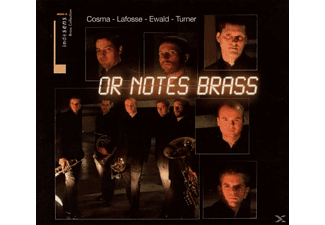 Or Notes Brass - Courts-Metrages/Suite Impromptue/Quintett 3/+ - (CD)