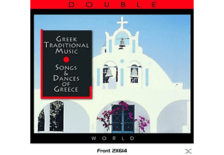 VARIOUS - Greek Traditional Music - (CD)