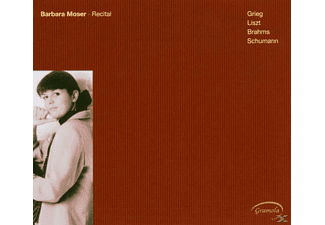 Barbara Moser - Recital - (CD)