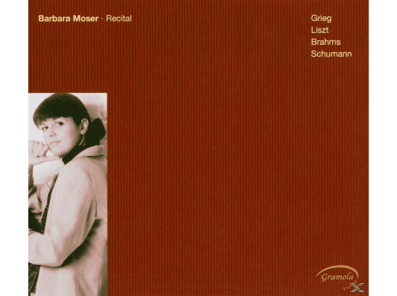 Barbara Moser - Recital [CD]