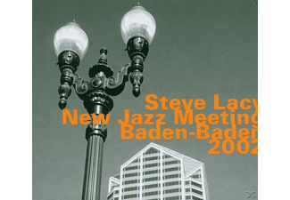 Steve Lacy - AT THE NEW JAZZ MEETING BADEN-BADEN - (CD)
