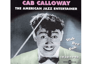 Cab Calloway - The Amercan Jazz Entertainer (1930-1942) - (CD)