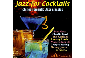 VARIOUS - Jazz for Cocktails Vol.3 - (CD)