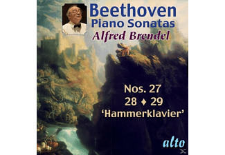Alfred Brendel - Brendel Plays Beethoven Sonatas - (CD)