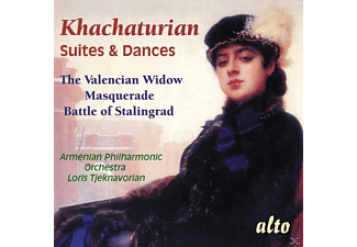 Armenian Philharmonic Orchestra - Khachaturian:Suites & Dances - (CD)