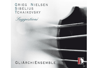 Gliarchiensemble - Suggestioni - (CD)