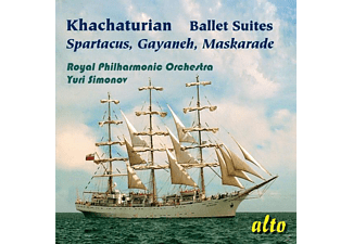 Royal Philharmonic Orchestra - Khachaturian Ballet Suites - (CD)