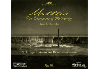 Gli Incogniti - False Consonances Of Melancholy - (CD)