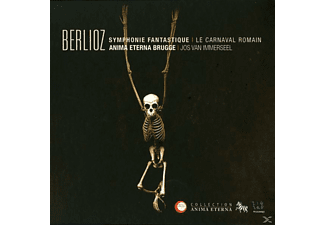 VARIOUS - Berlioz: La Symphonie Fantastique - (CD)