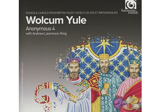 Andrew Lawrence-King - Wolcum Yule - (CD)
