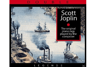 Scott Joblin - Original Rag Played By The Composer - (CD)