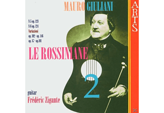 Frederic Zigante - Le Rossiniane Vol.2 - (CD)