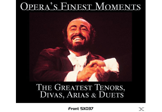 VARIOUS - Opera's Finest MomentsDEFINITIVE GOLD SERIES - (CD)