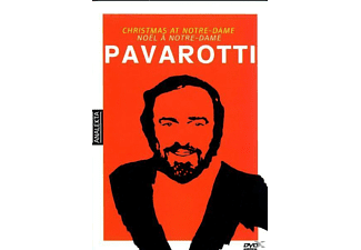 Luciano Pavarotti - NOEL A NOTRE DAME/CHRISTMAS AT NOTR - (DVD)