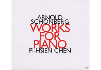 Pi-hsien Chen - Works For Piano - (CD)