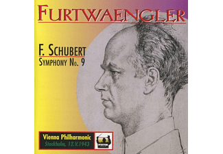 Wpo, Wilhelm Wiener Philharmoniker & Furtwängler - Furtwängler in Stockholm - (CD)