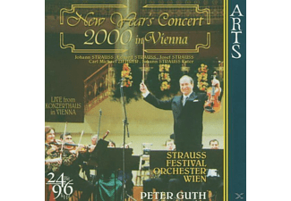Strauss Festival O Wien, P. Guth - New Year's Concert In Vienna - (CD)