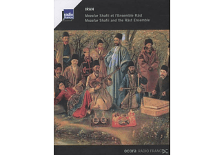 Mozafar / Râst Ensemble Shafii - Iran.Mozafar Shafii & The Rast Ens. - (CD)