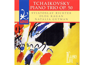 Gutman - Tschaikowsky Piano Trio op.50 - (CD)