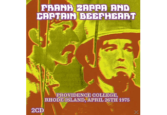 Frank And Captain Beefheart Zappa - Providence College, Rhode Island, April 26th 1975 - (CD)