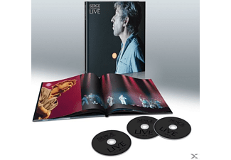 Serge Gainsbourg - Casino de Paris 1985 - (CD + DVD Video)
