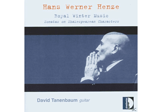David Tanenbaum - Royal Winter Music - (CD)