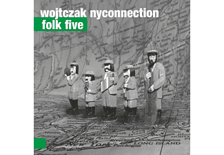 Wojtczak Nyconnection - Folk Five - (CD)
