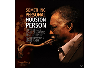 Houston Person - Something Personal - (CD)