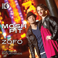 Zofo Duet - Mosh Pit-One Piano Four Hands [Blu-ray Audio]