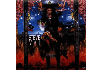 Steve Vai - Passion And Warfare - (CD)