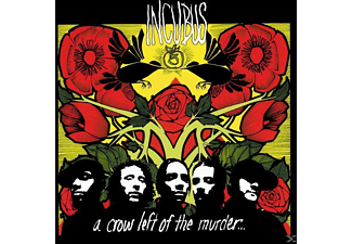 Incubus - A CROW LEFT OF THE MURDER - (CD)