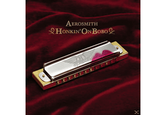 Aerosmith - Honkin' On Bobo (CD)
