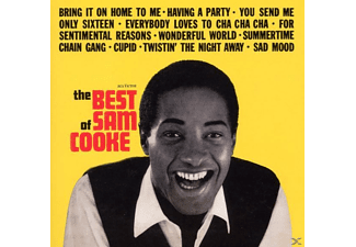 Sam Sam, Sam Cooke - BEST OF SAM COOKE - (CD)