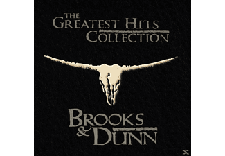 The Brooks - THE GREATEST HITS COLLECTION [CD]