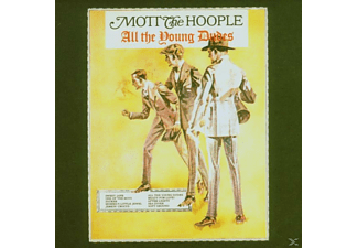 Mott the Hoople - ALL THE YOUNG DUDES - (CD)