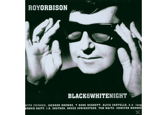 Roy Orbison - Black & White Night - (CD)