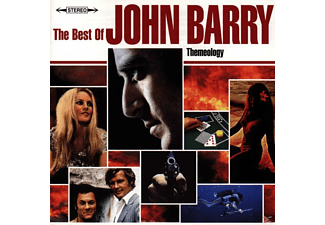 John Barry - Themeology-The Best Of John Barry - (CD)