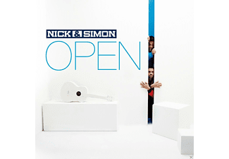 Nick & Simon - Open CD