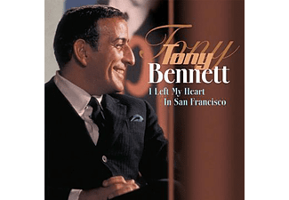 Tony Bennett - I Left My Heart In San Francisco (Vinyl LP (nagylemez))