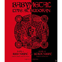 Babymetal - Live At Budokan:Red Night & Black Night [DVD]