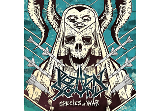 Rotten Sound - Species At War (7 Inch Picture Incl. Dropcard) - (Vinyl)