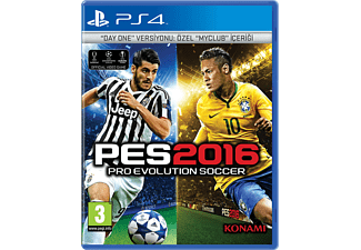 ARAL PES 2016 PlayStation 4