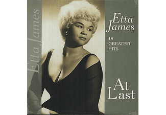 James Etta - At Last - 19 Greatest Hits (Vinyl LP (nagylemez))