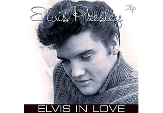 Elvis Presley - Elvis In Love (Vinyl LP (nagylemez))