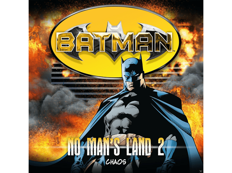 Batman - No Man's Land 02 - Chaos - (CD)