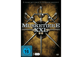 MUSKETIERE-XXL-BOX - (DVD)